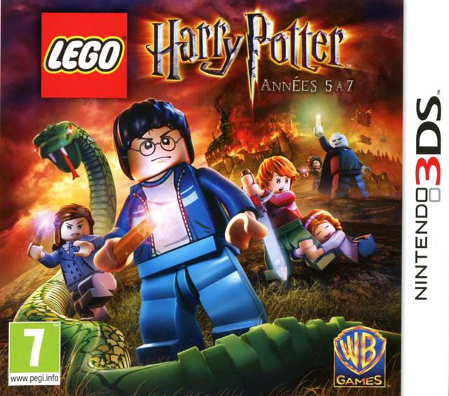 LEGO Harry Potter Annes 5 7 Sur Nintendo 3DS
