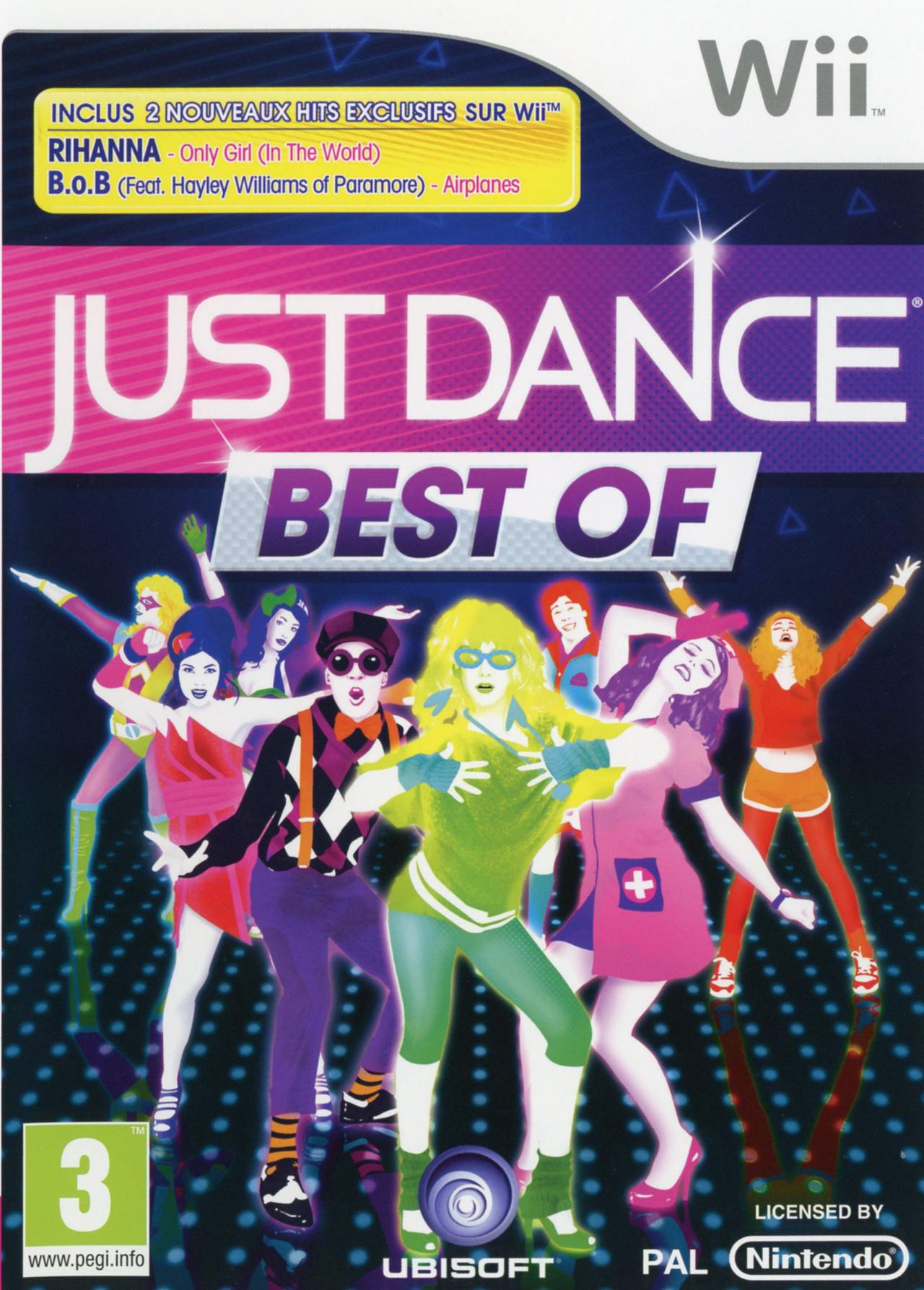 Just Dance Best Of Sur Wii