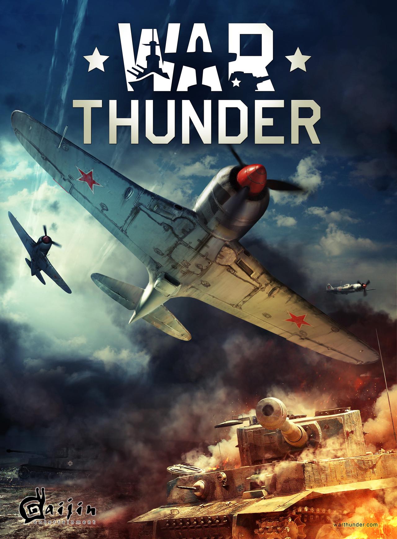 War Thunder Sur PlayStation 4