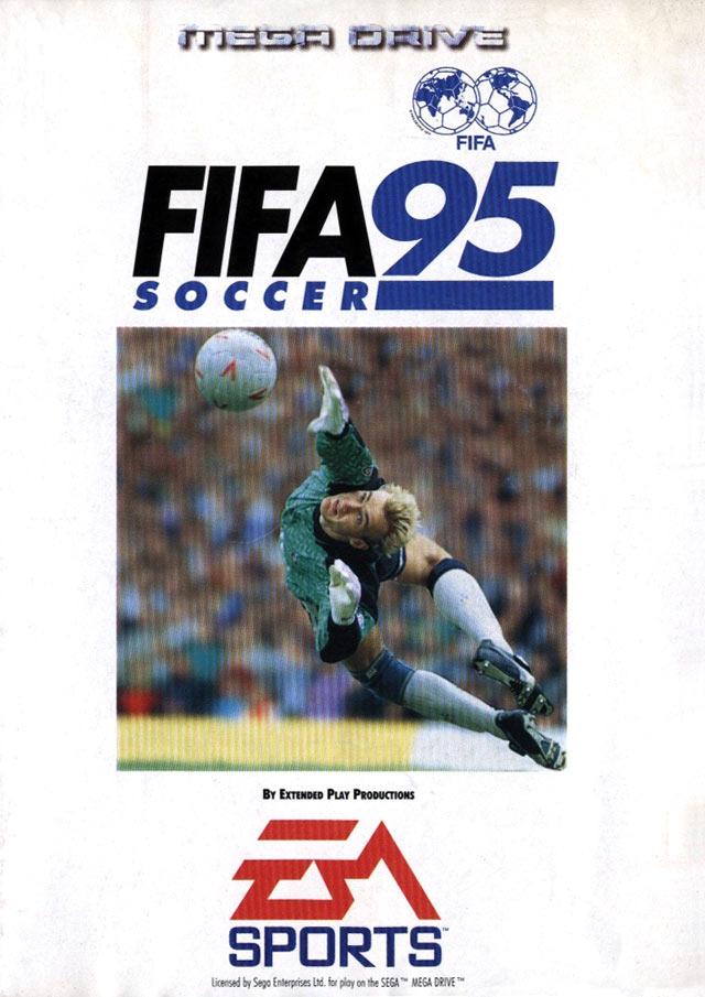 FIFA Soccer 95 Sur Megadrive