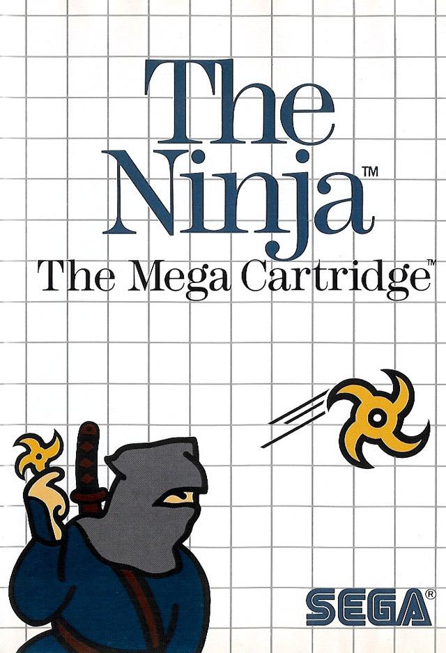 """Résultat de recherche d'images pour """"The Ninja Master System"""""""