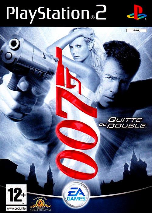 007 Quitte Ou Double Sur PlayStation 2