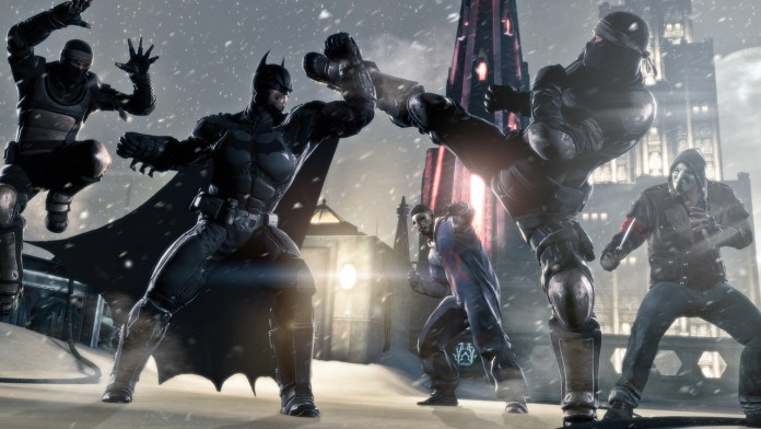 Batman Arkham Origins-RELOADED