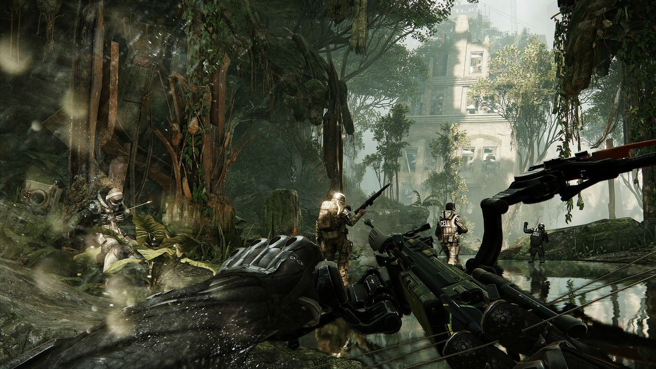 Crysis 3 Update v1.1 INTERNAL RELOADED