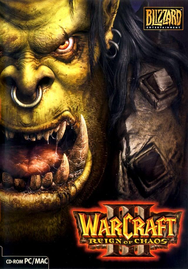 Warcraft III Reign Of Chaos Sur PC
