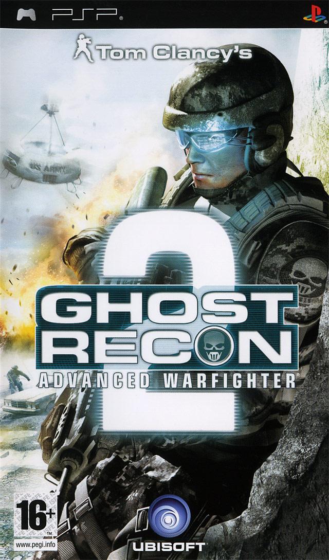 Ghost Recon Advanced Warfighter 2 Sur PlayStation Portable