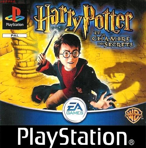 Harry Potter Et La Chambre Des Secrets Sur PlayStation