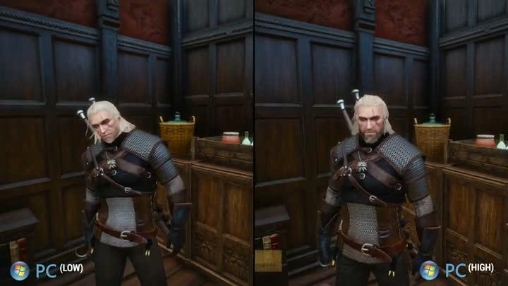 Chronique Vido Versus The Witcher 3 Wild Hunt