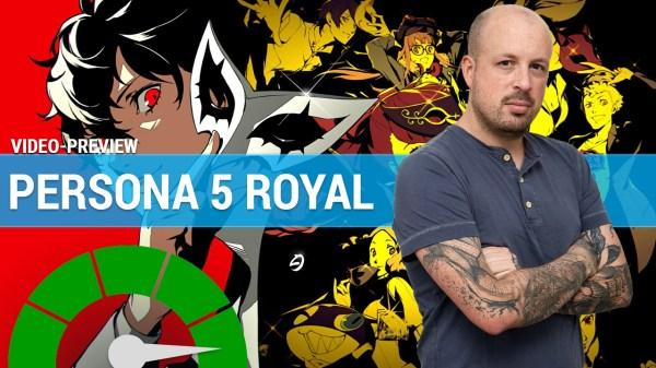 Persona 5 Royal : Moins de 3 minutes pour devenir un voleur Fantôme - Preview vidéo - jeuxvideo.com