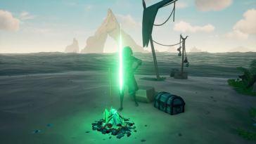 Sea of Thieves : On découvre les premières minutes d'A Pirate's Life