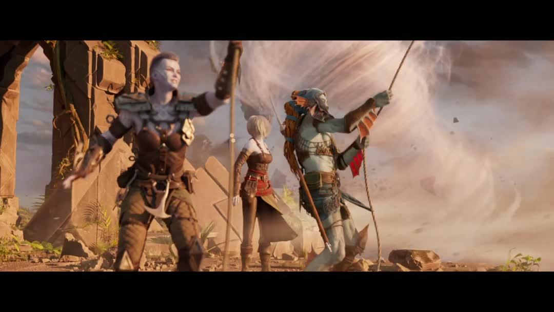 Magic Arena Trailer: Zendikar's Rebirth Set Gets Cinematic