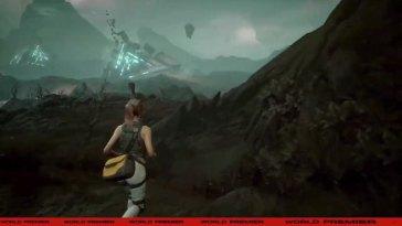Gameplay Scars Above : 7 minutes de survie et de combats sur une planète hostile – E3 2021