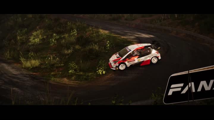 WRC 9 trailer: Rally Japan celebrates its comeback