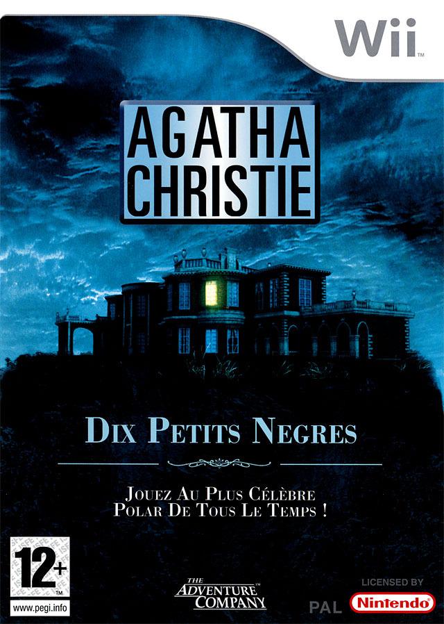 Agatha Christie Dix Petits Ngres Sur Wii