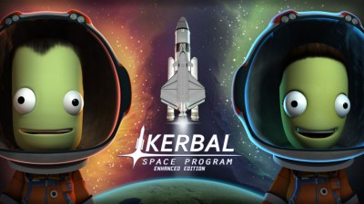 Kerbal Space Program: Enhanced Edition – Full version available on PS4 and Xbox One