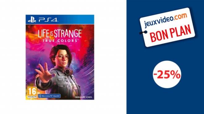 Life Is Strange: True Colors version PS4 au meilleur prix depuis son annonce