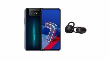 Le smartphone 5G Asus Zenfone 7 et ses écouteurs bluetooth en chute de prix