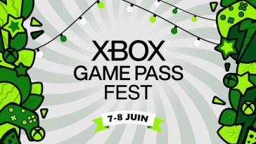 Xbox Game Pass : Un festival de deux jours annoncé par Microsoft