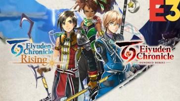 E3 2021 : Eiyuden Chronicles Hundred Heroes repoussé, un spin-off pour patienter