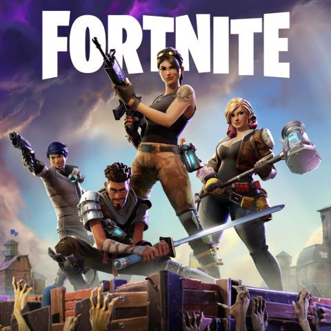 Fortnite Sur PlayStation 4