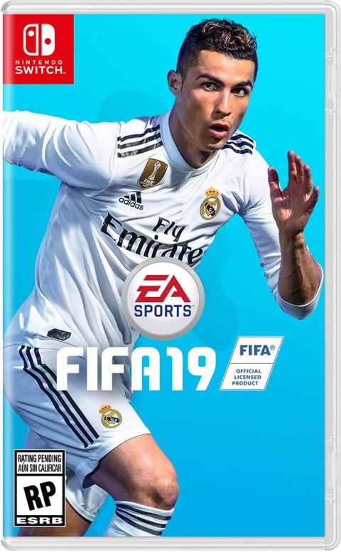 FIFA 19 Sur Nintendo Switch