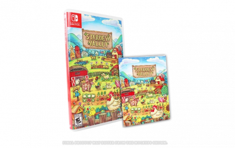 Stardew Valley offers two physical editions