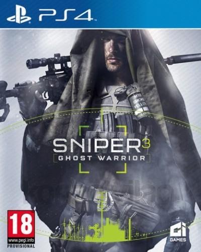 Sniper Ghost Warrior 3 Sur PlayStation 4