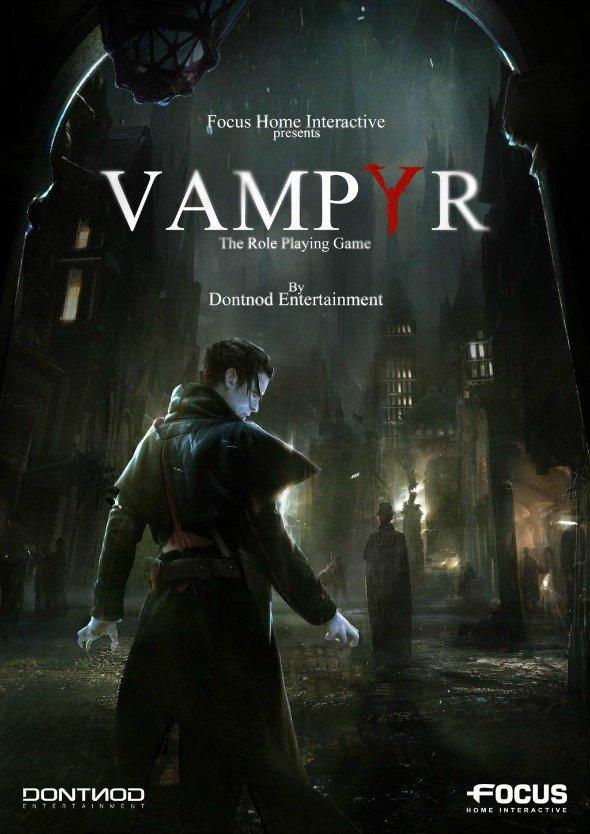 Vampyr Sur PlayStation 4