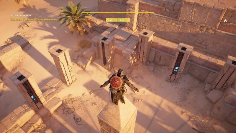 Assassin's Creed Origins - Soluce mission Final Fantasy XV