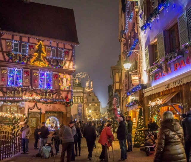Best Christmas City Breaks Colmar European Best Destinations
