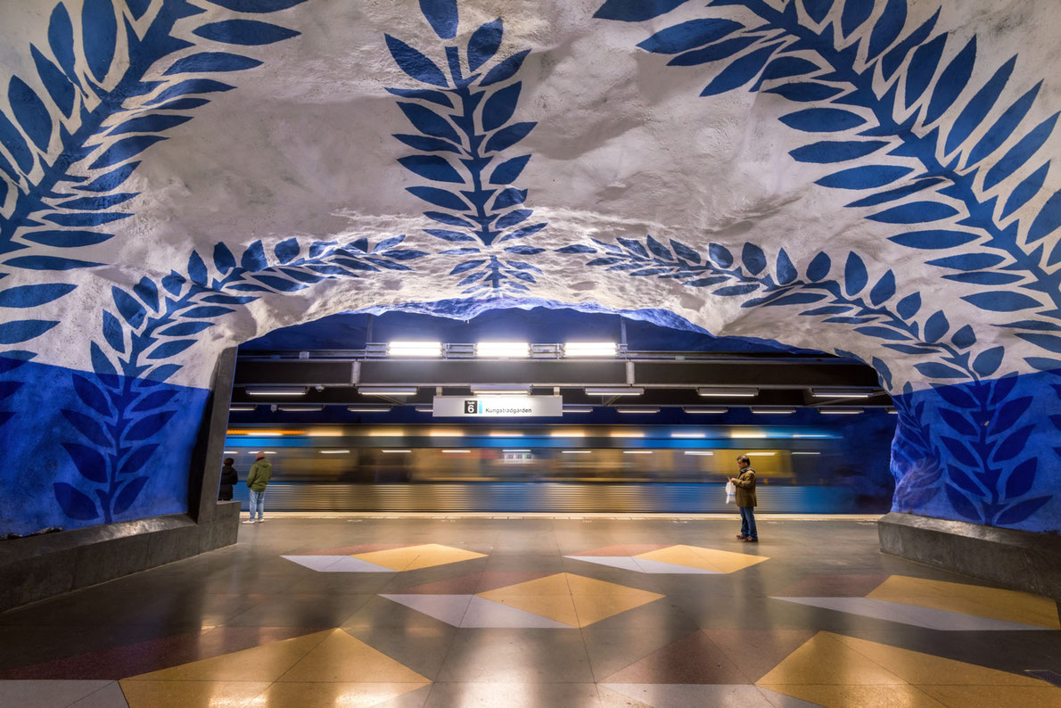 Best Subway Stations In Europe Europes Best Destinations