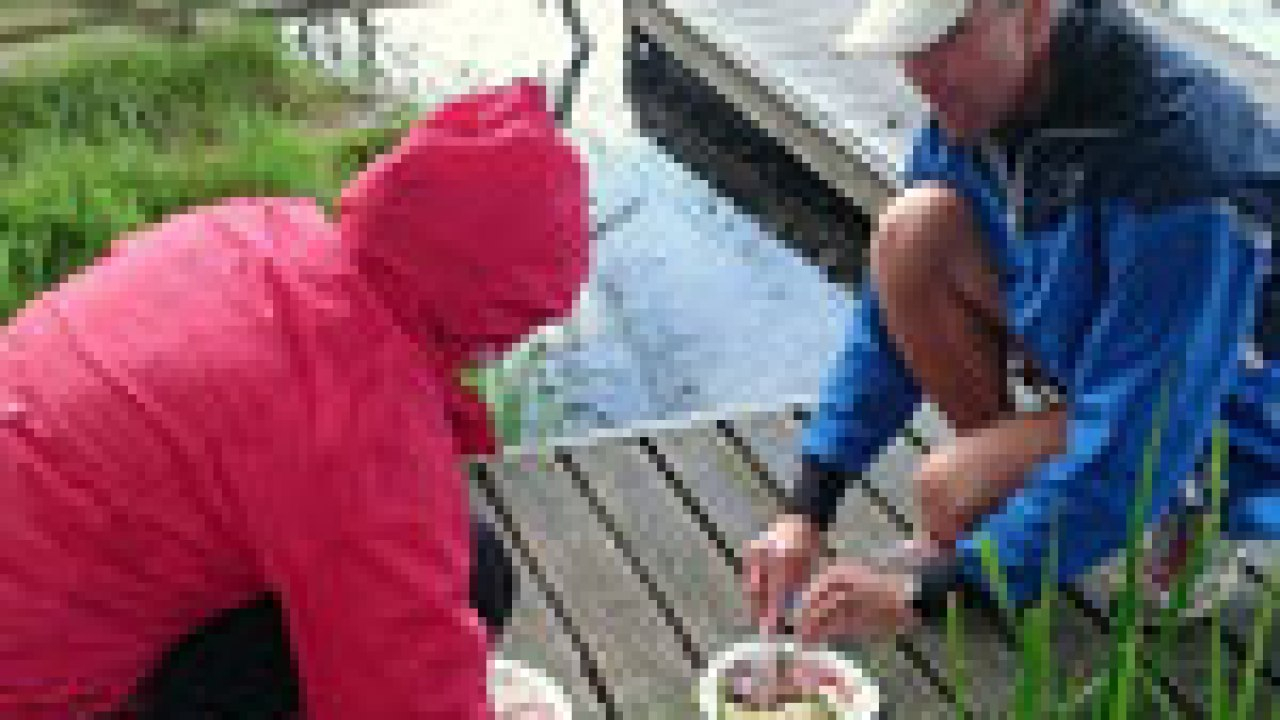 Grilltour mit Frauke am 06.08.16, Foto: Eli Sauer