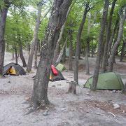 Notre campement
