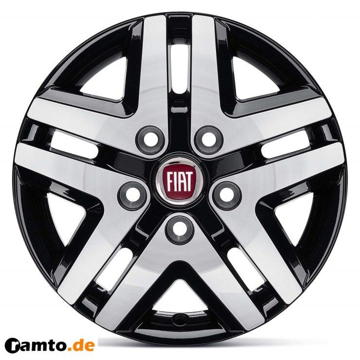 Alufelgen Fiat Ducato Wohnmobil 18 Zoll
