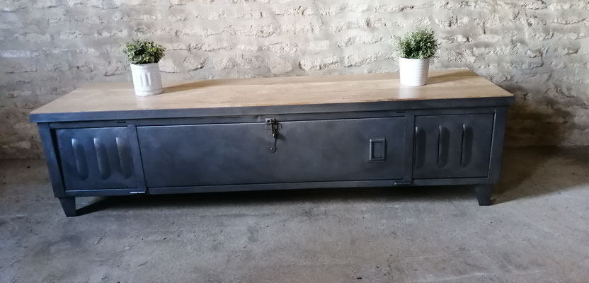 vente mobilier et meuble industriel
