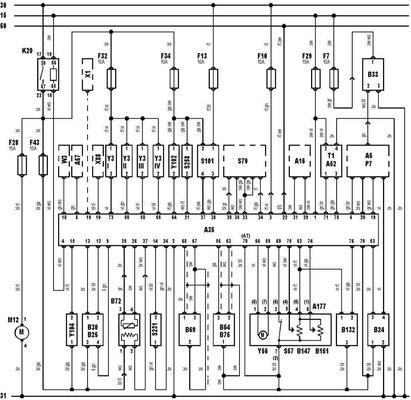 audi a3 electrical wiring diagrams  Сar pdf manual wiring