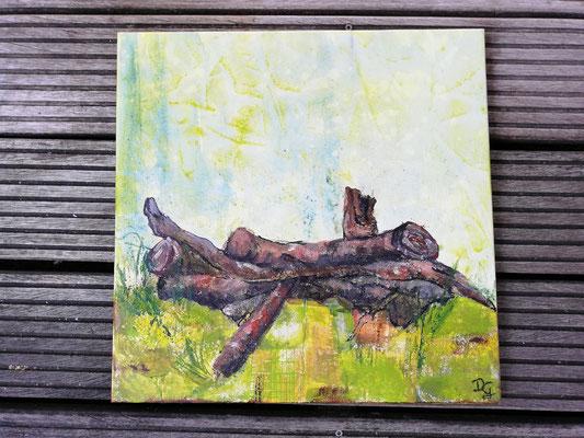 Die 272 Besten Bilder Zu Gerda Lipski In 2020 Acrylmalerei