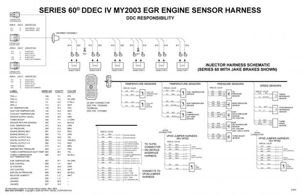 detroit diesel service  repair manuals  free download pdf