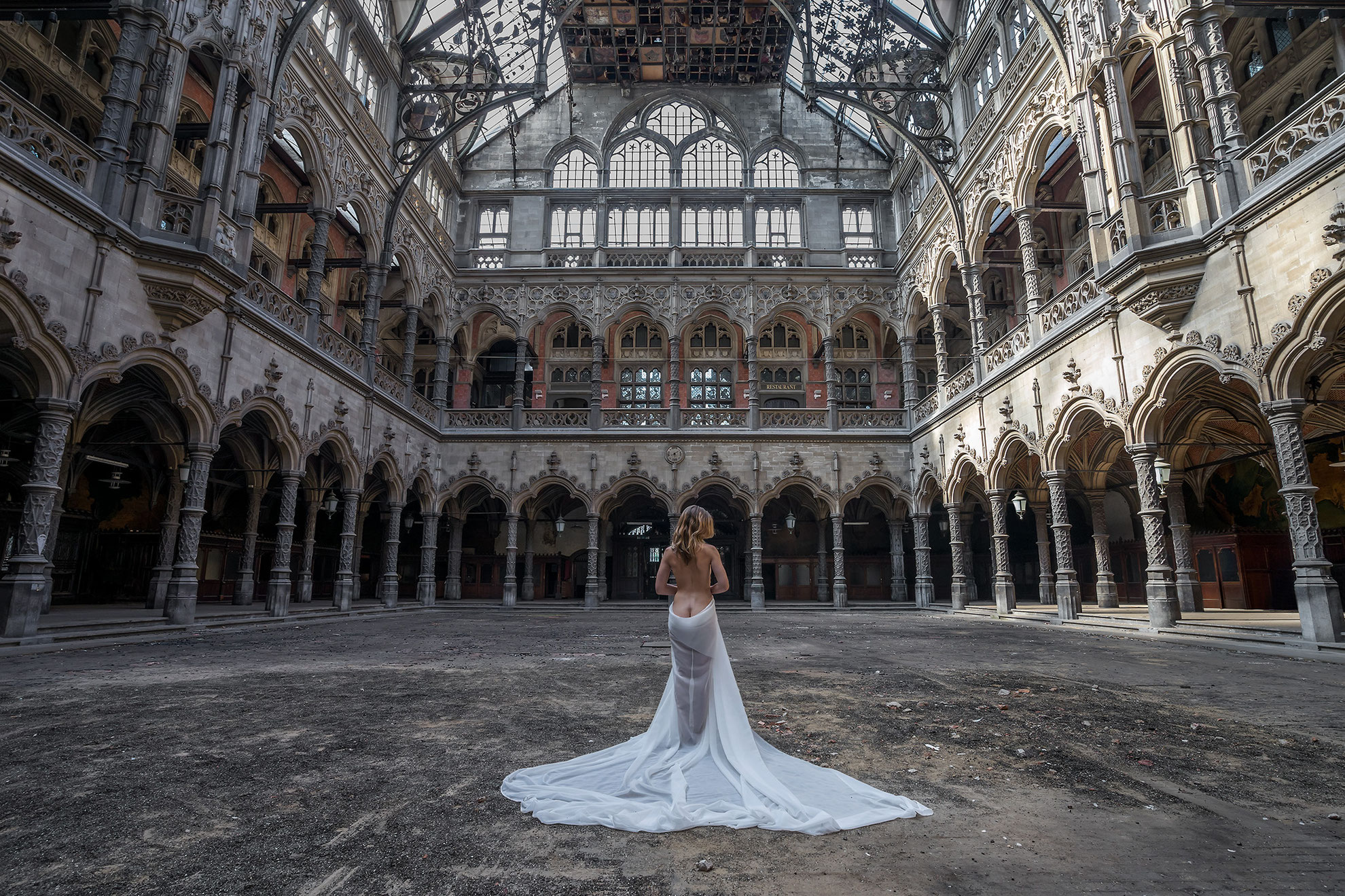 Chambre Du Commerce Abandoned Beauty Pictures