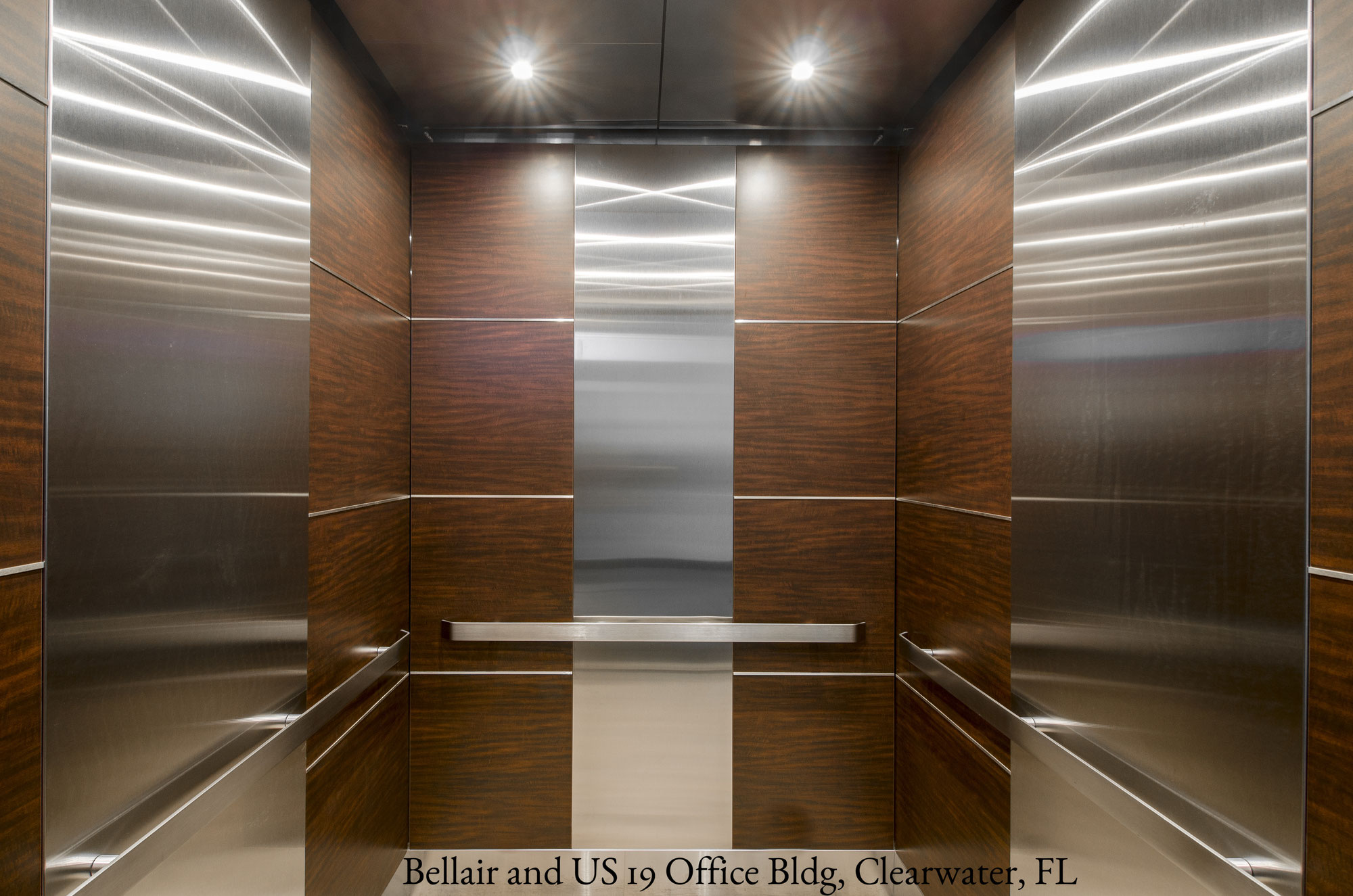 Services For Remodeling Refinishing Or Updating Your Elevator Interior Ncis Elevator Cab Remodel