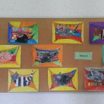 Arbeiten Aus Dem Kunst Werk Und Textilunterricht Grundschule Hiddestorf