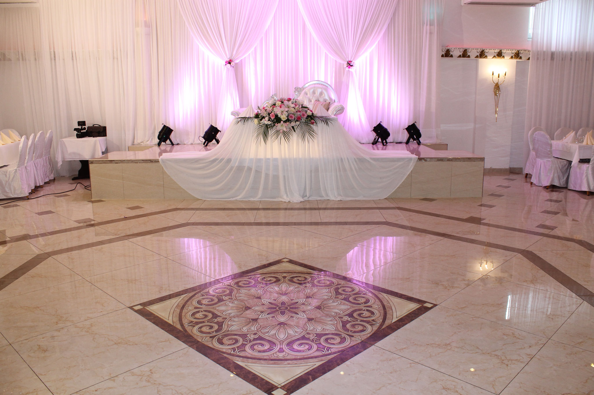 Imperial Ballsaal Festsaal Geretsried Hochzeit Geburtstag