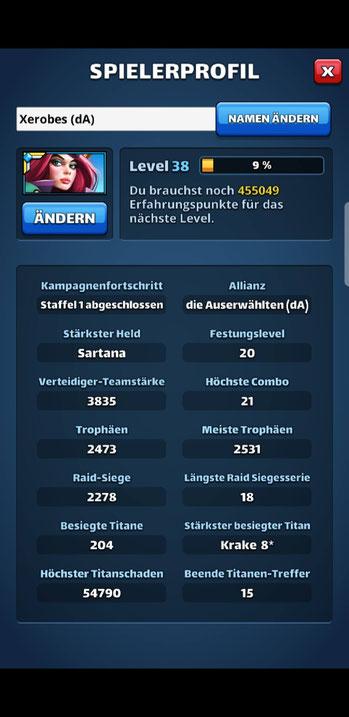 Profil Deutsche Website Mit Guide Leitfaden Und Vielen