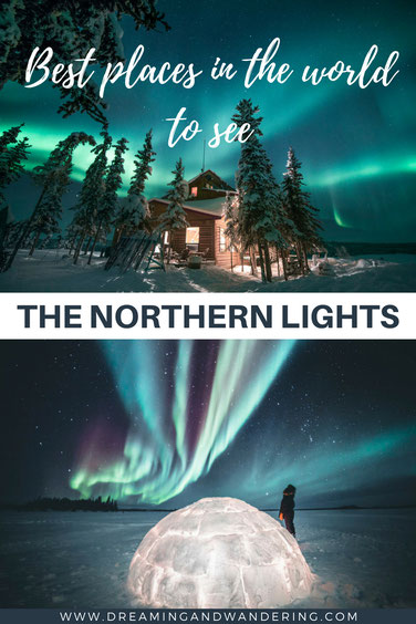 Best Place World See Northern Lights