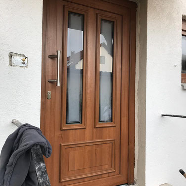 Fenstermontage in München - MORO tech