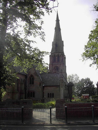 Erdington History Of Birmingham Places A To Y