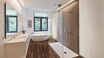 Rückwände für die Dusche und das Bad   Penkwitt   Ihr ...