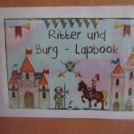 Ritter Und Burg Lapbook Grundschule Am Eickeler Park