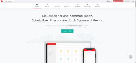 To free Cloud Storage by Mega Cloud