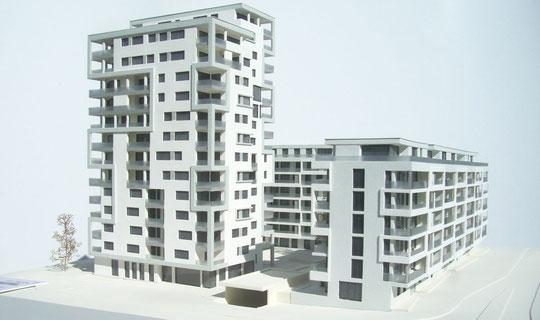 3D-Druck-Architekturmodelle.de - Architekturmodelle & Stadtmodelle